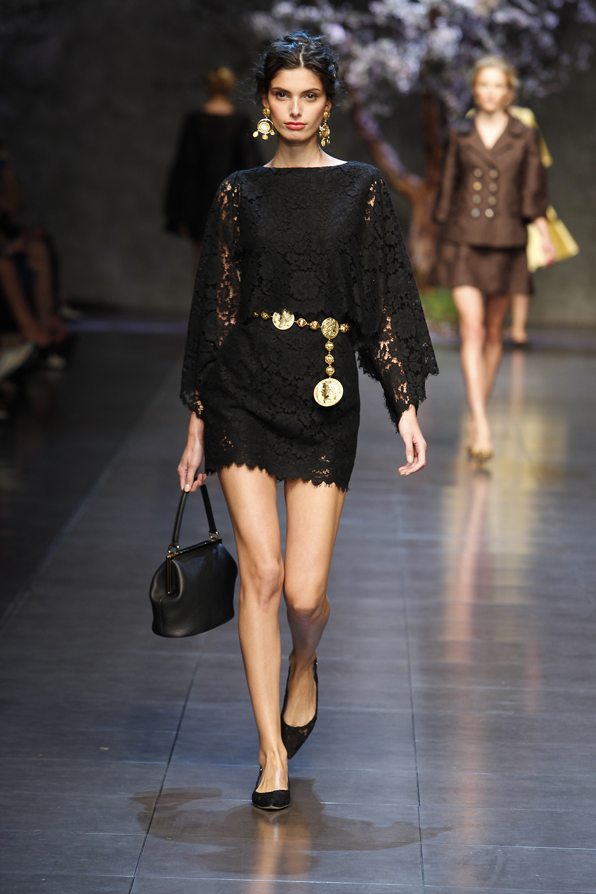 The Skimpy Is In Dolce Amp Gabbana And I Am Lovin It