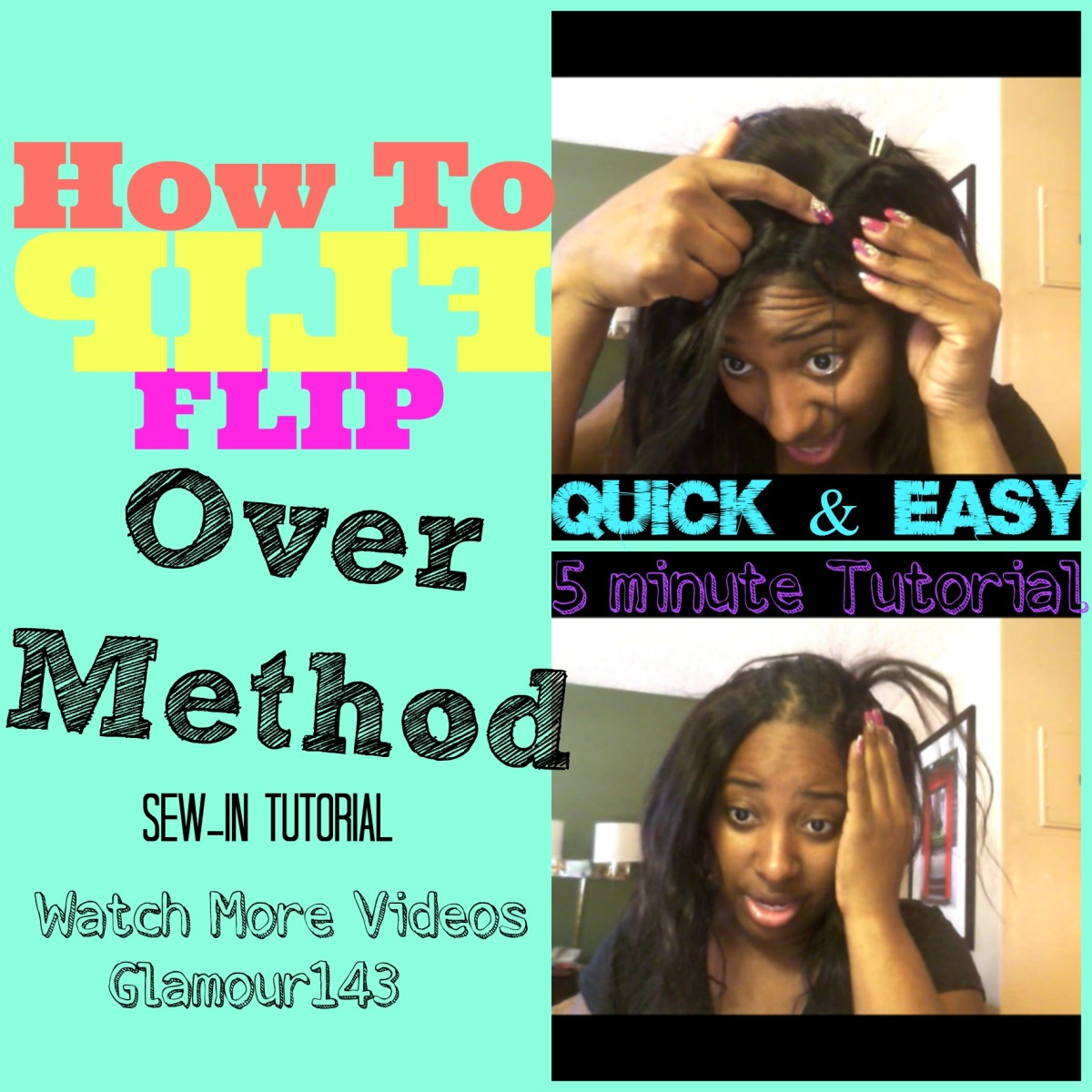 How to do a full sew in with invisible part using flip over method how to do a full sew in with invisible part using flip over method vicariously me natural hairstyles fashion beauty lifestyle blog jeuxipadfo Gallery