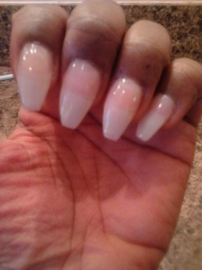 Nude Nail Color