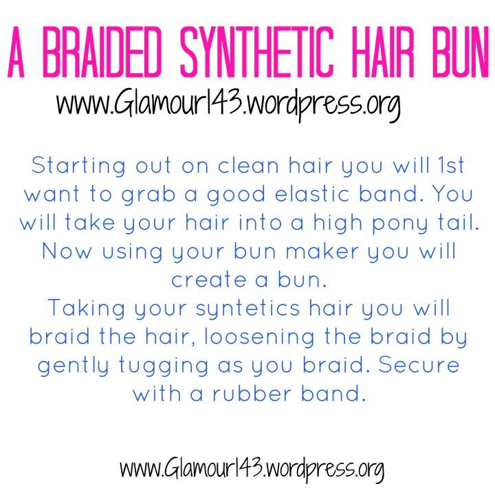 1st Steps to a bun