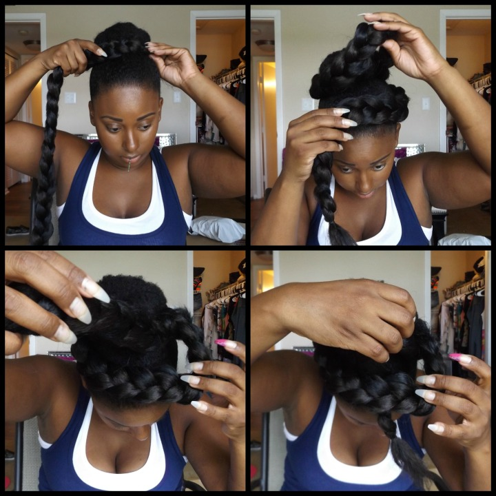 Synthetic Braid