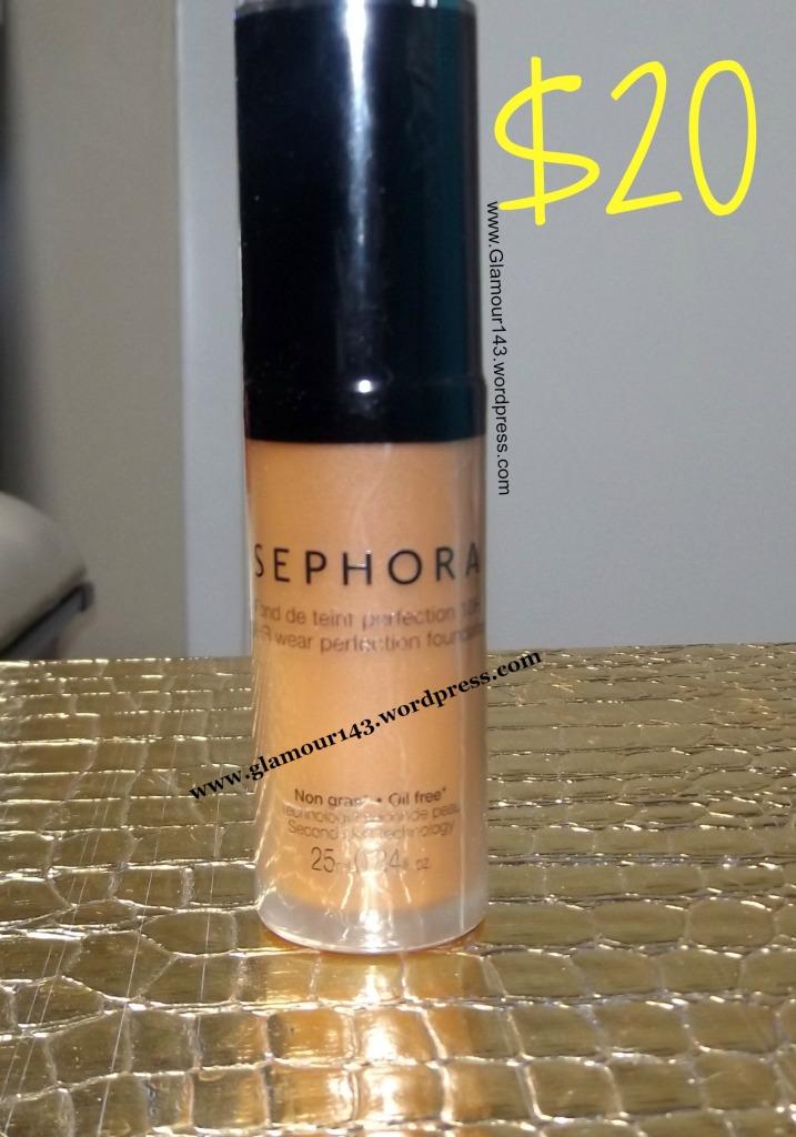 Sephora Liquid Foundation