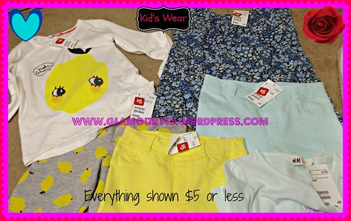 Kid's wear 2