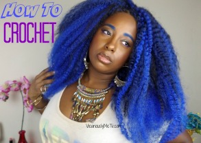 How To Crochet Hair Qualah