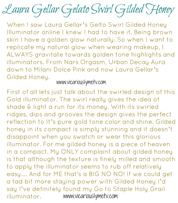 Gilded Honey 32