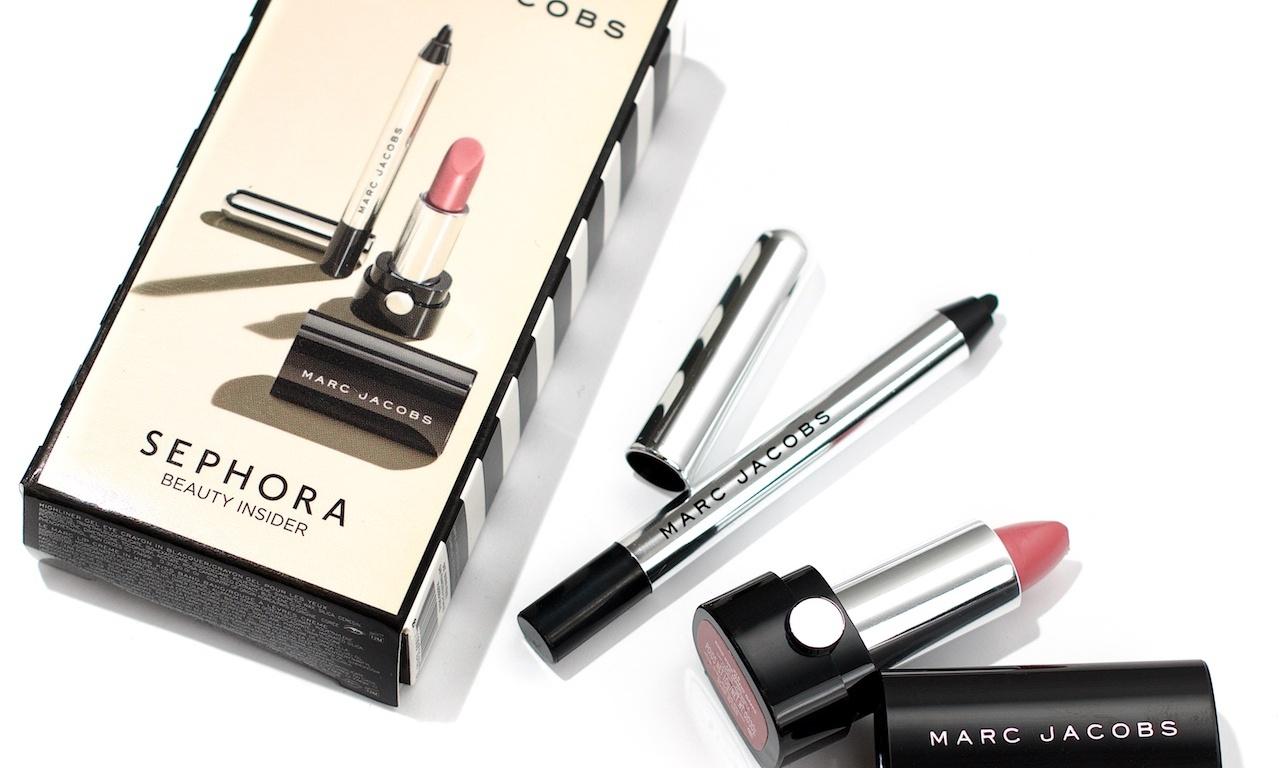 Sephora Marc Jacobs Beauty Insider Gift
