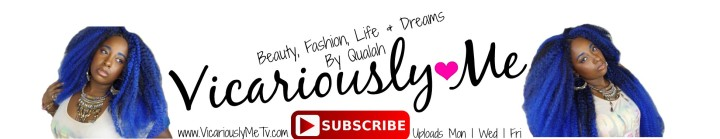 Vicariously Me Youtube Banner