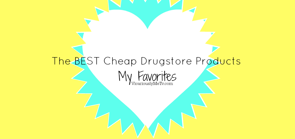 BEST DRUGSTORE PRODUCTS GOOD CHEAP MAKEUP