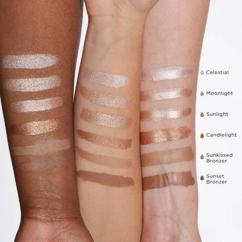 enhancer drops swatches