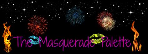 Masquerade Palette Juvias place