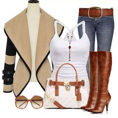 Winter Fall Trendy Fashion Ideas