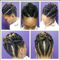 5 Beautiful Natural Hair Updo's