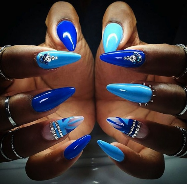25 Designer Nail Art Design Ideas – Vicariously Me | Natural ...