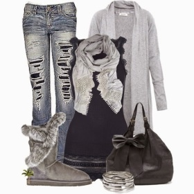 Cute Fall Outfits for women 2016