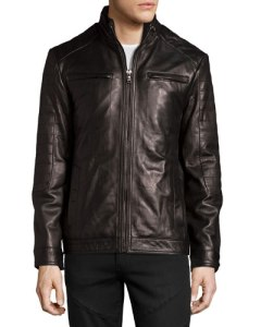 Leather Coat for men
