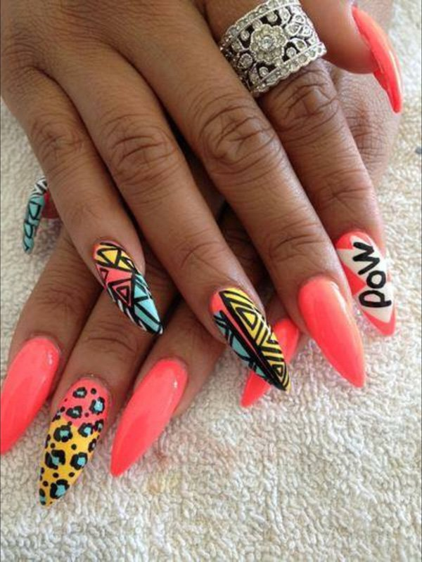 Springsummer nail designs for nail junkies vicariously me blog springsummer nail designs for nail junkies vicariously me blog natural hairstyles fashion beauty lifestyle prinsesfo Images