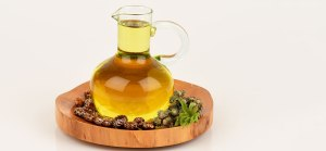 Using castor oil can help thicken your hair and sooth your edges.