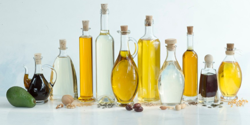 5 Natural hair oils