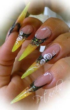 1c20f7a421f492ec91f3447dc61ae934--stiletto-nail-designs-stiletto-nails