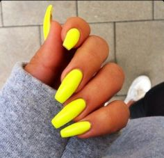 WHEN ALL YOU WANT IS YELLOW