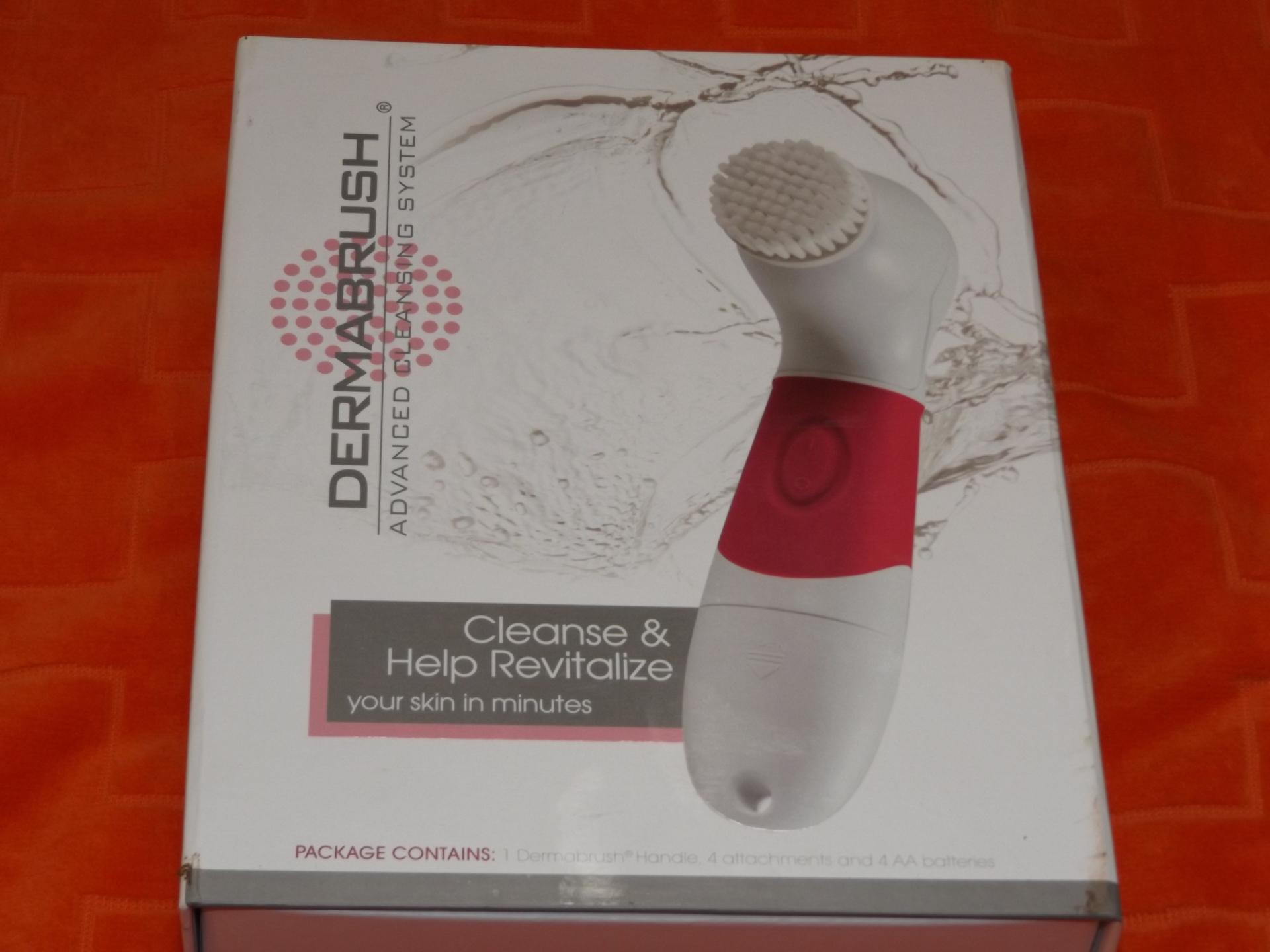 Facial Cleansing brush Dermabrush
