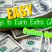 Money Monday's: Make Extra Money with Your Blog Today!!!