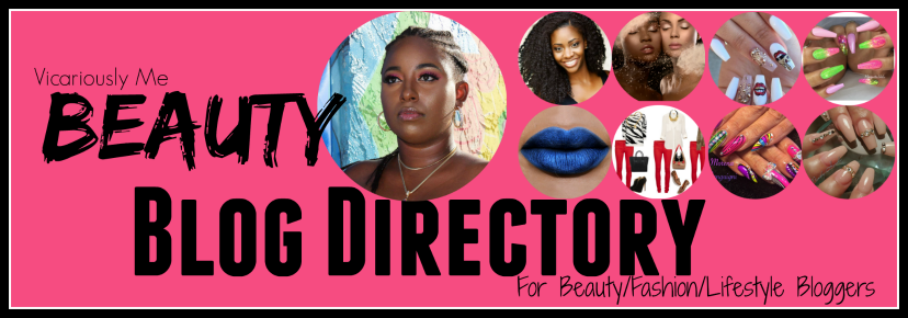 Vicariously Me Beauty Blog Directory Banner