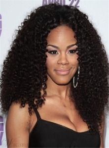 Afro curly lace