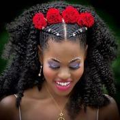 Pintrest via Curly hair Chronicles