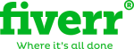 Fiverr will help you find freelancers or become a freelancer