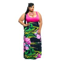 Plus Size Can't Wear Floral Print… Or Can They + How Cut and Design can Transform Your Look