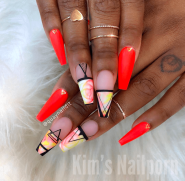 Find the nail terc on IG @Quaynaildit