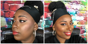 How to get baby edges on Natural hair