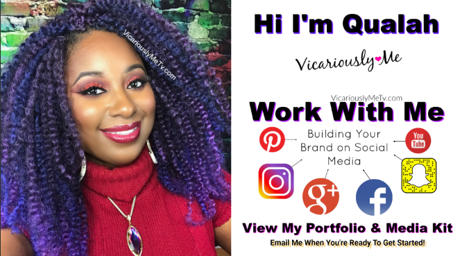 Work with me Call to action