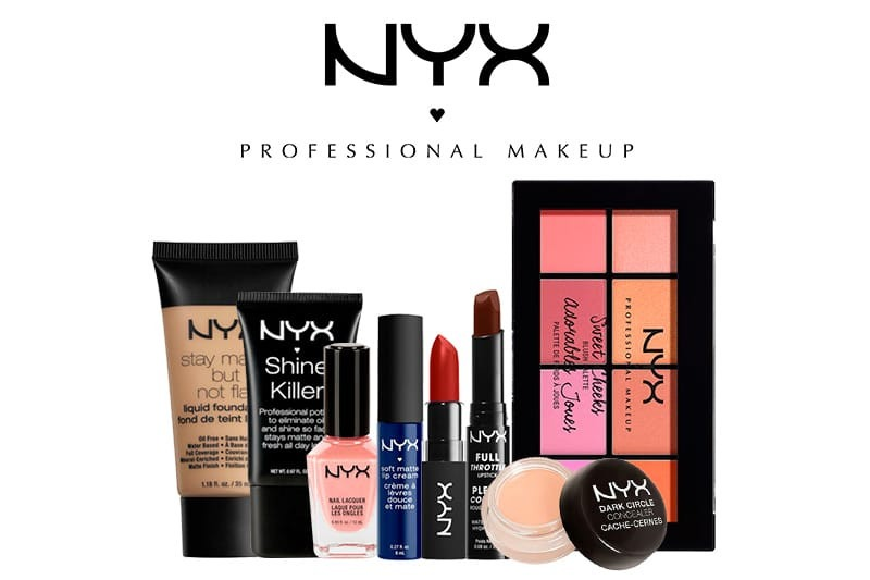 NYX Cosmetics Professional Makeup